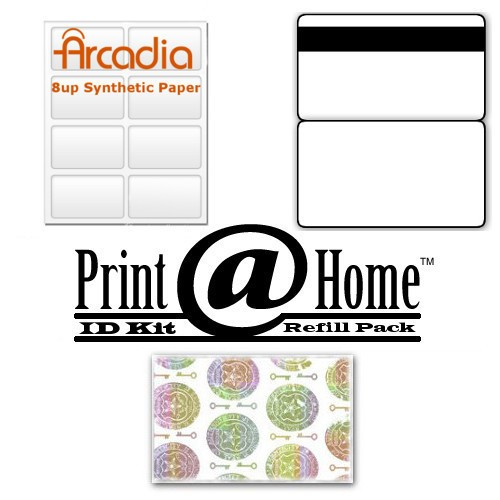Print at Home Refill Packs